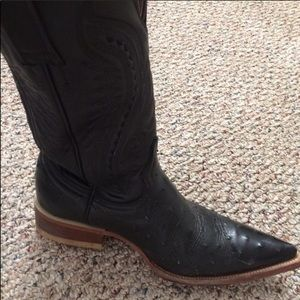 Other - Ostrich Boots